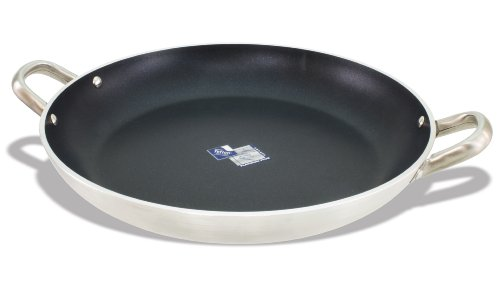 Crestware PAE18 Paella Pan, 18-Inch by Crestware