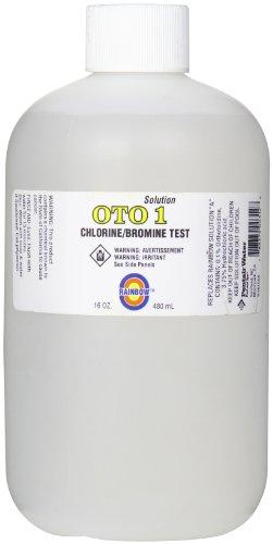 Pentair R161056 No.2 OTO Solution, 16-Ounce