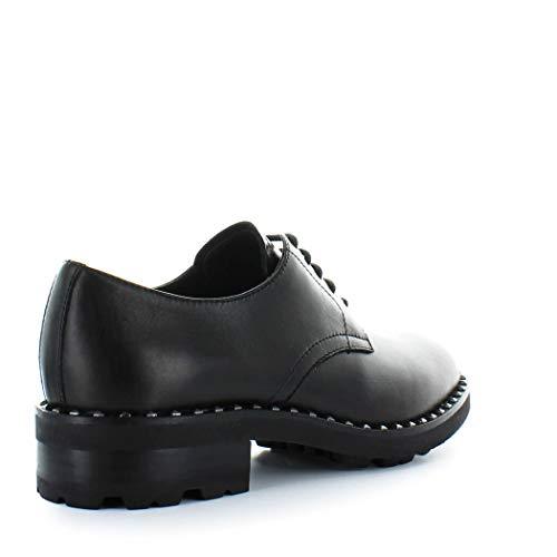 2019 Ash Zapatos Negro Whisper De Zapato Mujer Cordones Invierno Otoño HSxSzYqRw