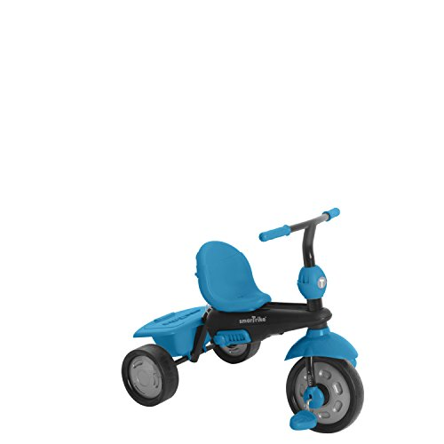 smarTrike Glow 4 in 1 Baby Tricycle Blue