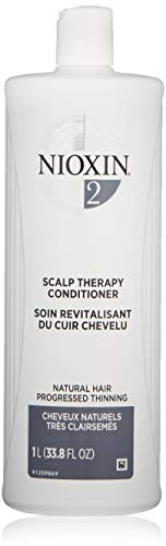 Nioxin Scalp Therapy Conditioner, System 2  (Fine Hair/Progressed Thinning)