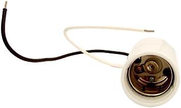 Leviton E39 Mogul Base Porcelain Lampholder Lamp Light Bulb Socket 4KV Pulse
