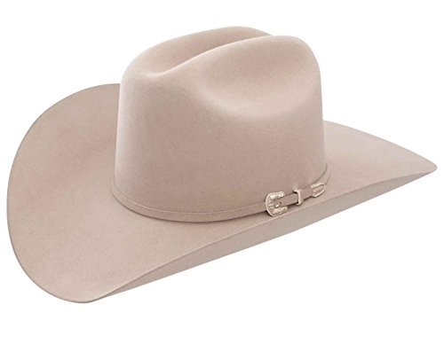 Stetson Skyline 72 Silver Belly,7.5 by Stetson