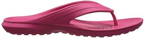 Adulto raspberry Unisex Flip Infradito Crocs Rosso Classic qw4IYO1