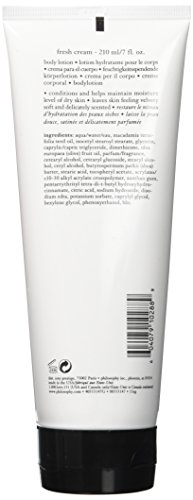 Philosophy Fresh Cream Body Lotion, 7 Ounce