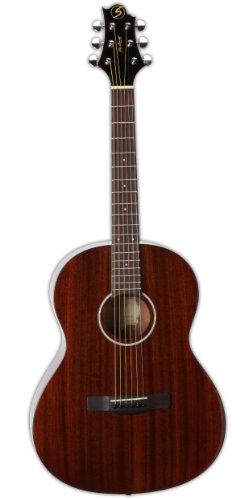 Greg Bennett Design Gold rush ST91 N 39-Inch Folk Acoustic Guitar, Natural