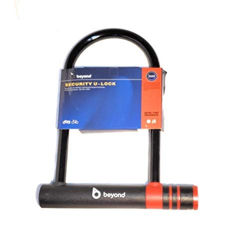 Beyond Bicycle and Accessories Bike U-Lock, Black and for sale  Delivered anywhere in USA