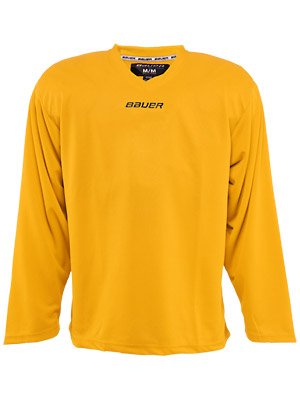 UPC 680680883874, Bauer Core Practice Jersey Youth Sizes (Gold, Medium)