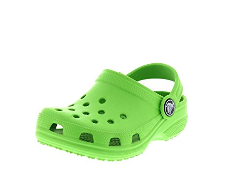 Classic Kids crocs Kids crocs Grün Classic 5qH1nwap0