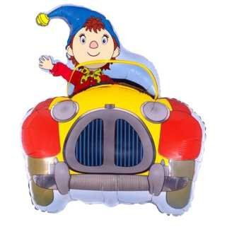 Noddy & Car Shaped Balloon 26