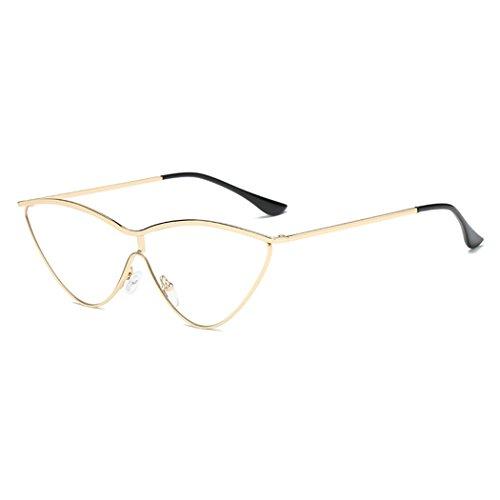 精度マーケティング鬼ごっこPertaq - レディースヴィンテージ女性のレンズ鏡UV400サングラスシェードのために高級ブランドのキャットアイサングラスレディースメンズメタルフレームサングラス