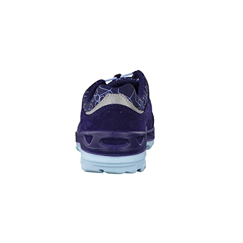 Lowa Fille Chaussure extérieur Marie GTX Low 340156 - Fille, navy/bleu glace, 29 UE