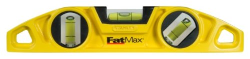 Stanley 0-43-603 Spirit level''Torpedo'' of aluminum, Yellow by Stanley (Image #3)