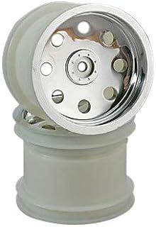 TRA Elec Front//Nitro R RPM82063 RPM Rear Revolver 2.2,Chrome