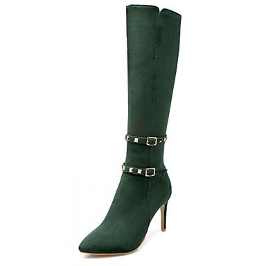 Career Eveningstiletto Casual Fall RTRY Party Women'S Boots Novelty US4 Winter Dress Spring EU36 Office Wedding Leatherette Kids Patent UK3 Comfort Big Leather amp;Amp; amp;Amp; UZqOx4Zn