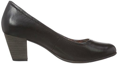 Tamaris 22408 - Zapatos de Tacón Mujer Negro - negro