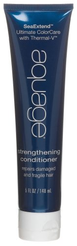 Aquage Seaextend Strengthening - Aquage Strengthening Conditioner, 5-Ounce Bottle
