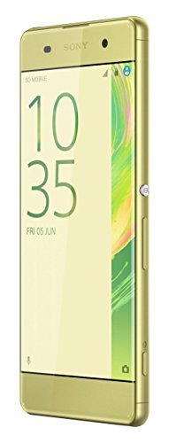 Sony Xperia XA unlocked smartphone,16GB Lime Gold (US Warranty) by Sony