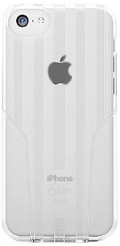 iSkin Exo Clear Case für Apple iPhone 5C