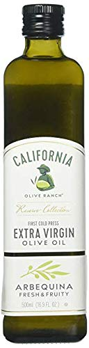 California Olive Ranch Arbequina Extra Virgin Olive Oil, 16.9 Fl Oz (2)