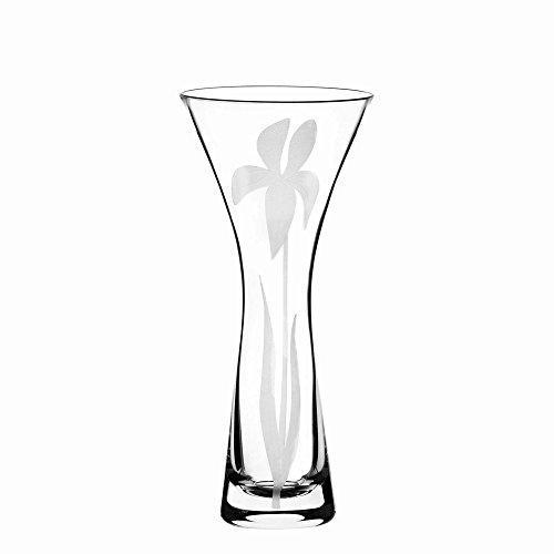 - Qualia Glass Iris Vase, 10