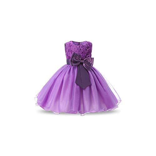 Girl Costume Princess Flower Tutu Wedding Birthday for