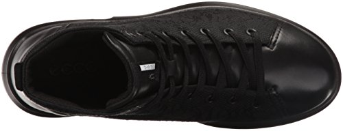 Ecco Damen Soft 3 High-Top Schwarz (51707black/black)