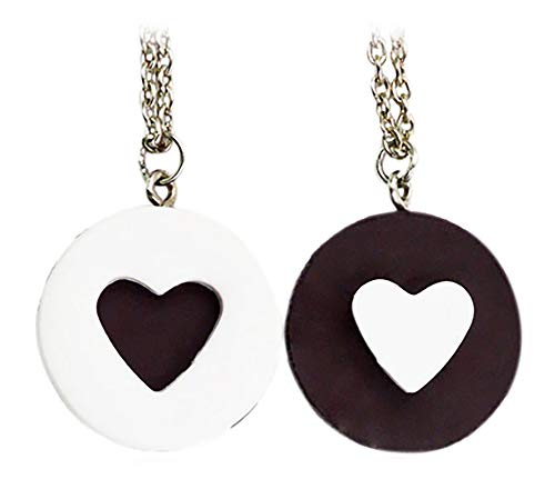 Oreo Cookies Best Friends Necklace Set