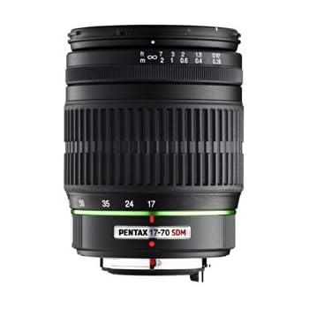 Amazon.com   Pentax 17-70mm f 4 DA SMC AL IF SDM Lens for Pentax ... 86b78312103