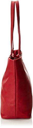 Valentino - WINTER AVANTGARDE, Borse a Tracolla Donna Rosso (Rosso (Rosso))