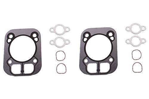 Kohler 2 Pack Genuine 32-841-02-S Cylinder Head Gasket Kit Fits 32-841-01-S OEM