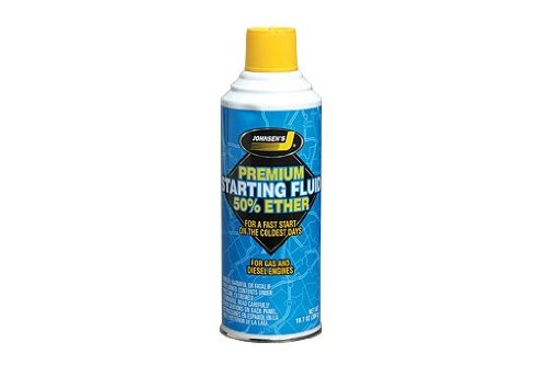 Johnsen's 6752-12PK Premium Starting Fluid - 10.7 oz, (Pack of 12) by Johnsen's