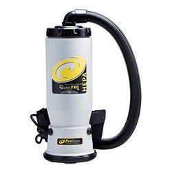 ProTeam 107146, QuietPro BP HEPA Vacuum With 107100 Tool Kit