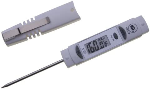 Update International Instant Digital Thermometer