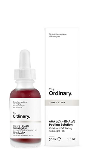 The Ordinary Peeling Solution 30ml AHA 30% + BHA 2%