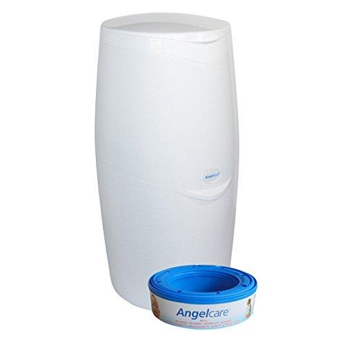 Angelcare para pañales de basuras para el fregadero cuenta con un sistema