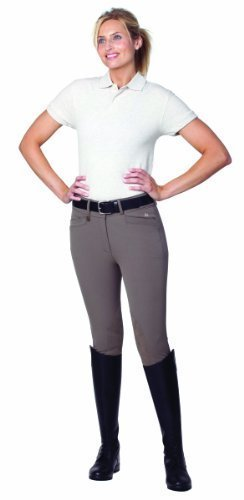 nbsp;tan Celebrity Ovation Patch 36 Knee Breech Slim By Ypww1qZ