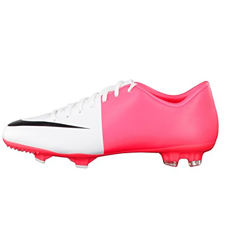 Nike Mercurial Victory III Firm Ground Football Boots white-black-solar red