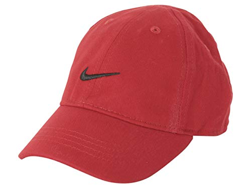 - NIKE Little Boy's Swoosh Just Do It Cap, Red, 2/4T