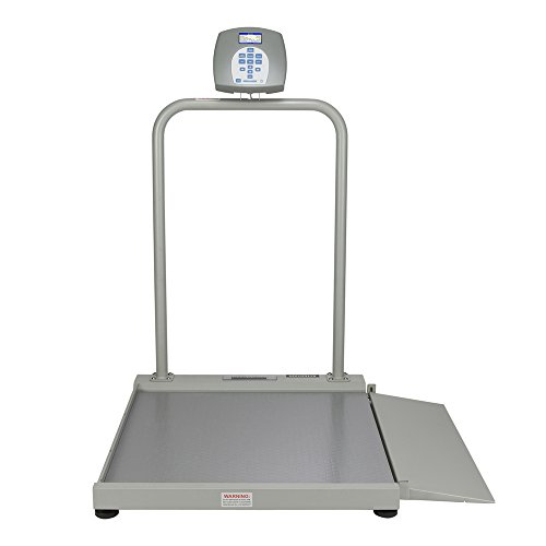 Digital Wheelchair Scale - 8