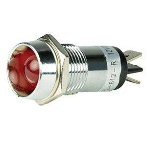 BEP 12V Pilot Indicator Red LED Light