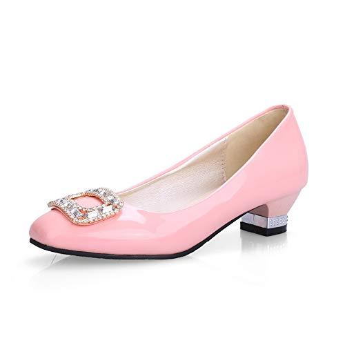 Rose 1to9 Compensées Femme Mms06153 Sandales Inconnu 1dXqSwx77