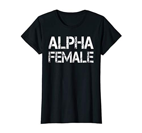 Womens Alpha Female (Mom): Family Halloween Costumes for 4 people
