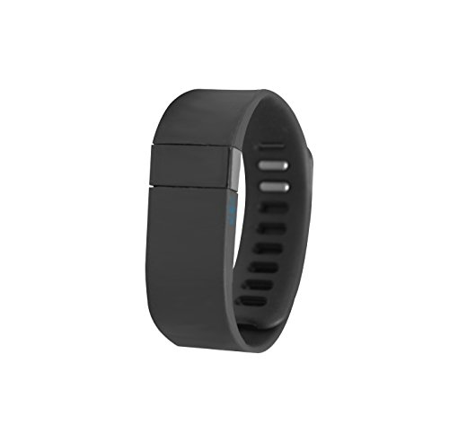 Fit Band Monitor Bracelet - Track Calories Workout Sleep Steps and Exercises - Works with Iphone and Android - SMS Notifications and Calls - Fitness Tracker Step By Step
