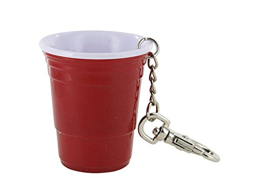 Red Cup Theme Keychain - Pack of 96