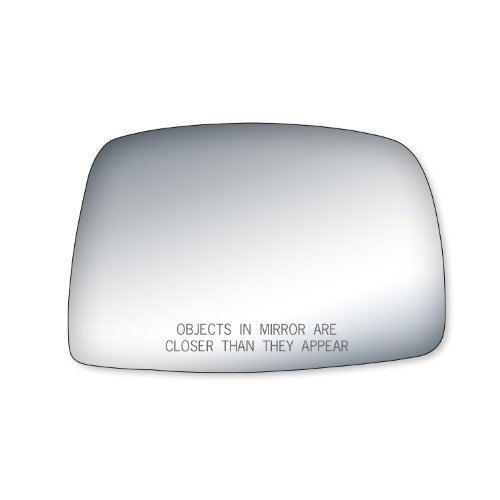 00 Toyota Tacoma Mirror (Fit System 90119 Toyota/Tacoma Passenger Side Replacement Mirror Glass)