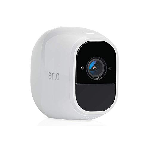 Arlo Pro 2 - (1) Add-on Camera | Rechargeable, Night vision, Indoor/Outdoor, HD Video 1080p, Two-Way Talk, Wall Mount | Cloud Storage Included | Works with Arlo Pro Base Station (VMC4030P) from Arlo Technologies, Inc