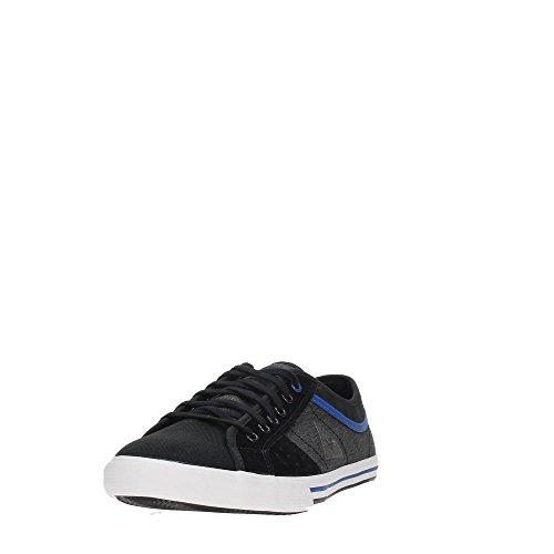 Calzado deportivo para hombre, color Blanco , marca LE COQ SPORTIF, modelo Calzado Deportivo Para Hombre LE COQ SPORTIF SKYE 14C1 Blanco BLACK/CLASSIC BLUE