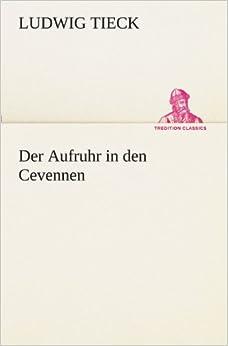 Book Der Aufruhr in den Cevennen (TREDITION CLASSICS) (German Edition)