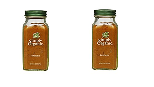 Simply Organic Certified 2 38 Ounce Container